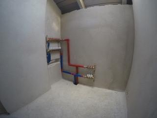 hydraulika na ścianie